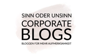 Corporate Blogs Concre
