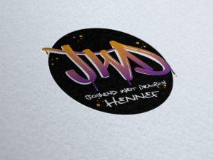 Logodesugn JWD