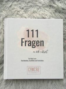 Fragenbuch, 111 Fragen