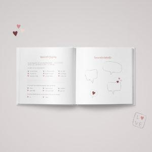 Erinnerungsbuch Verliebte