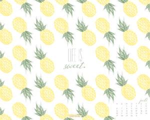 Wallpaper Juli Desktop