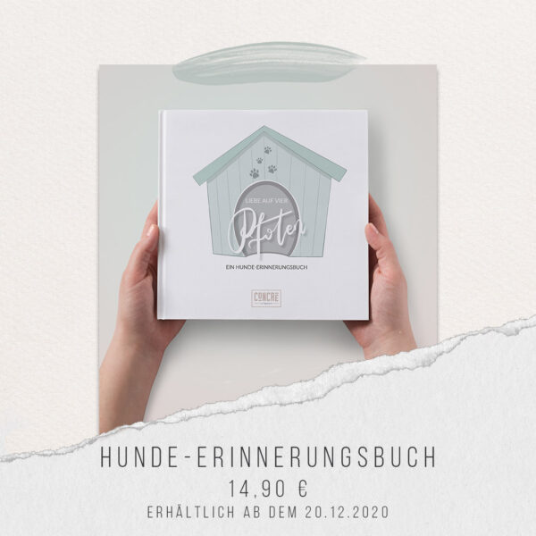 Hundebuch Cover Concre