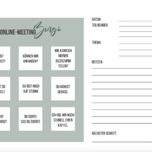 Online-Meeting-Planer